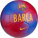 Nike Barcelona Prestige Soccer Ball - Game Royal & Prime Red