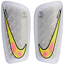 Nike Mercurial Lite Shin Guard - White
