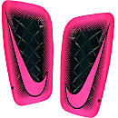 Nike Mercurial Lite Shin Guards - Hyper Pink & Black