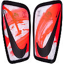 Nike Mercurial Lite Shinguards - Copa America - White & Bright Crimson