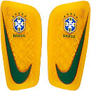 Nike Mercurial Lite Shinguards - Brazil - Varsity Maize & Green