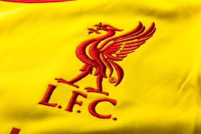 Warrior Liverpool Away Jersey